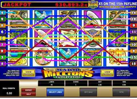 Slots Line Winning